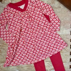 *soldTea Collection dress size 4 pants size 5